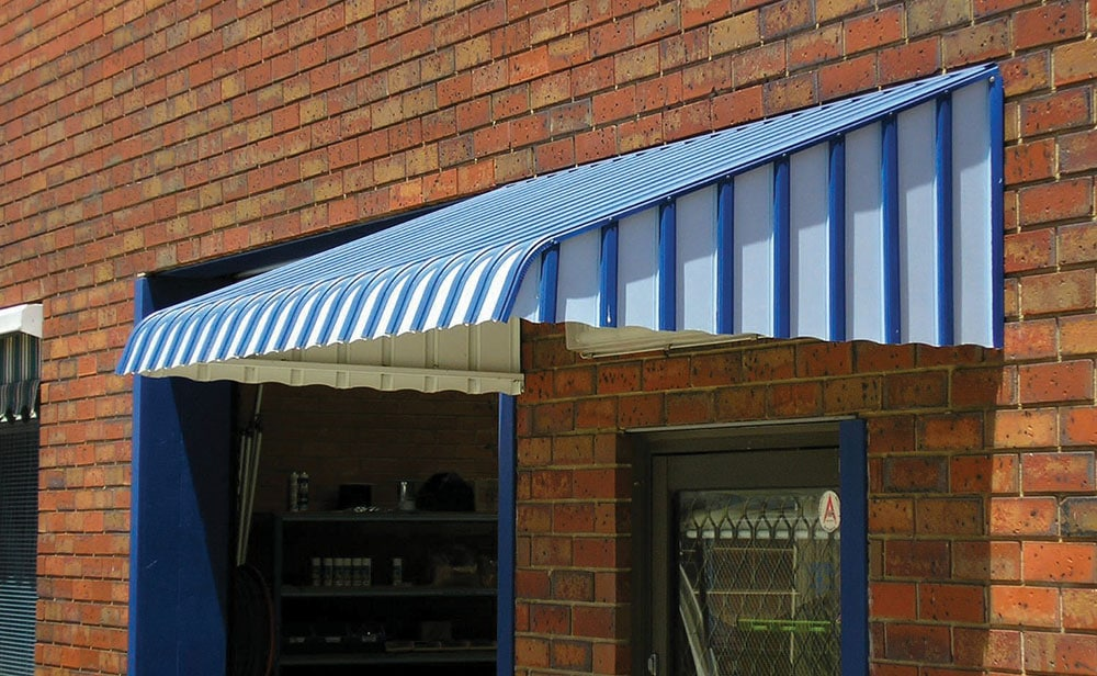 Aluminum Awnings - A1 Blinds Melbourne