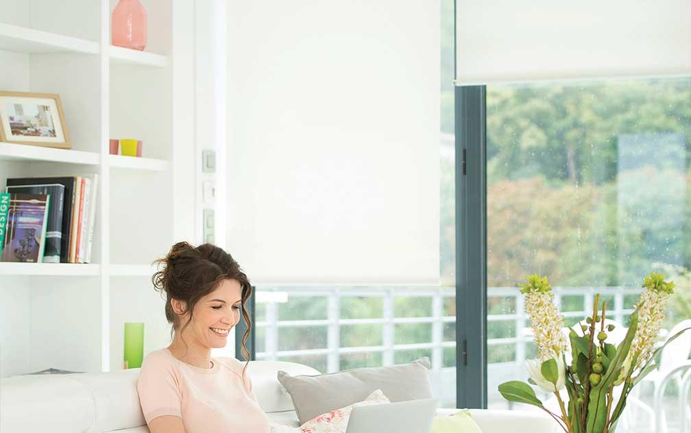 image of Roller-Blinds-Work-Room