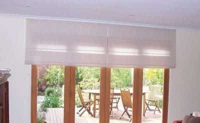 Translucent-Roman-blinds